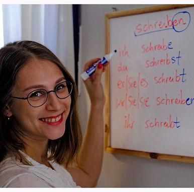 שיעורים פרטיים בגרמנית