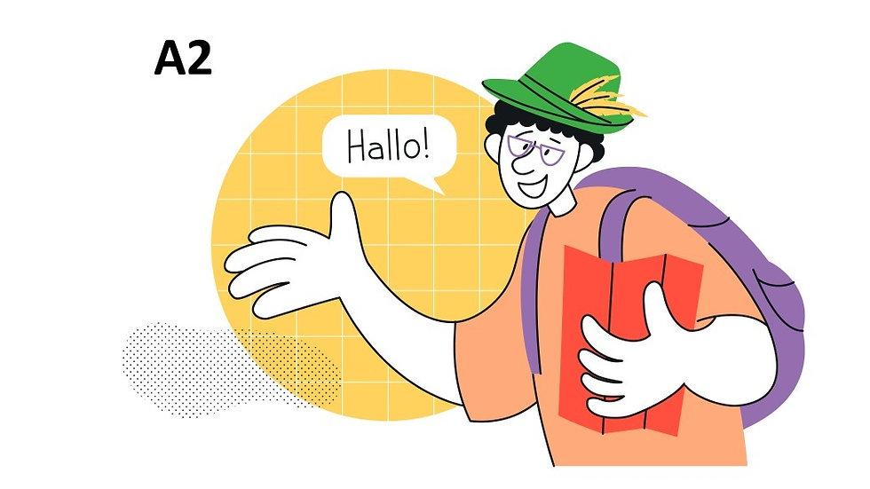 קורס A2: בקבוצה עם מורה ותקשורת הדדית