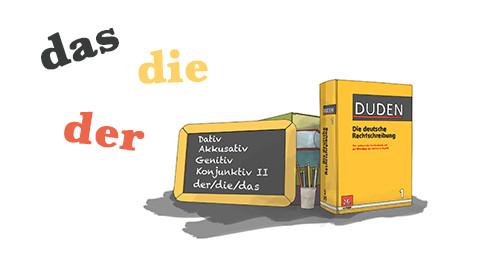 כל מה שאי פעם רציתם לדעת על כינויי הגוף בגרמנית!