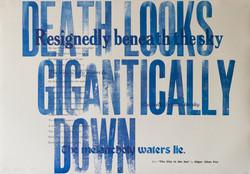 'City : Sea' Poster