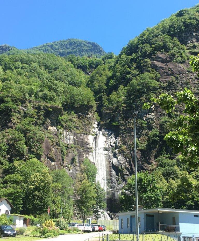 Wasserfall Bignasco
