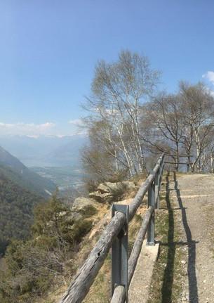 5.3 Strada Romana-Monte di Medeglia-Isone