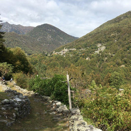 Intragna-Loco (Maultierpfad)