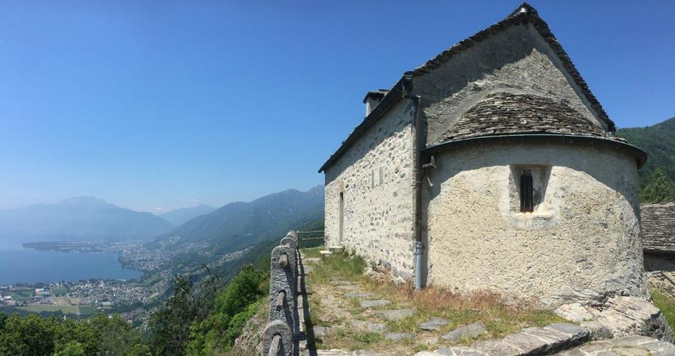Kapelle bei Monti di Ditto