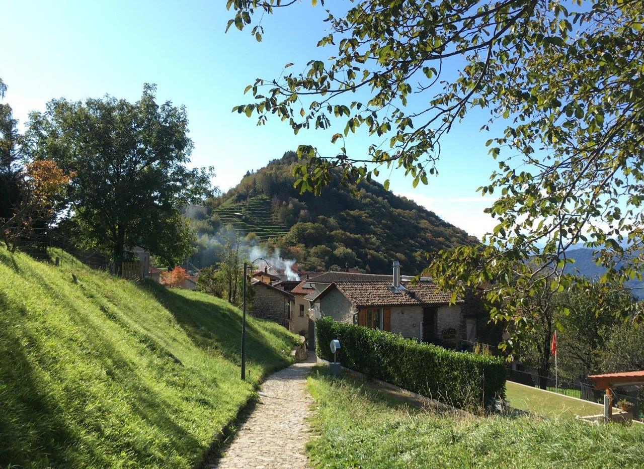 Dorf Rundgang