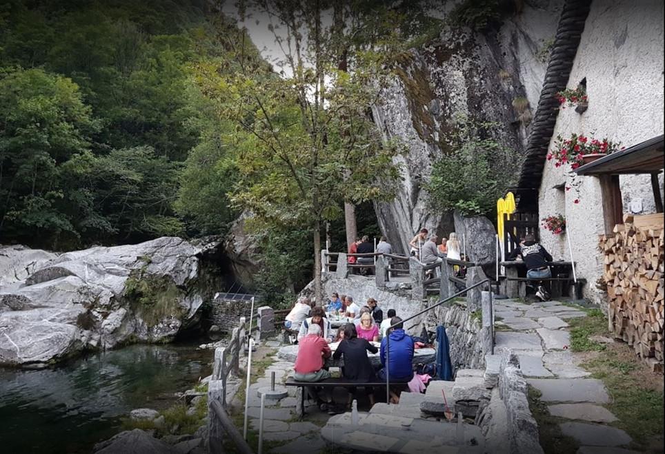 Grotti-Ristoranti