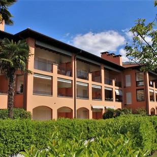 Ansicht der Residenza al Mulin.