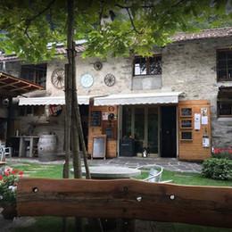 Grotto Al Grott Cafe, Val Resa, Brione s. Minusio