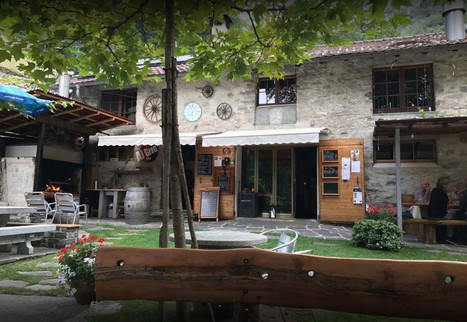 Grotto Al Grott Cafe