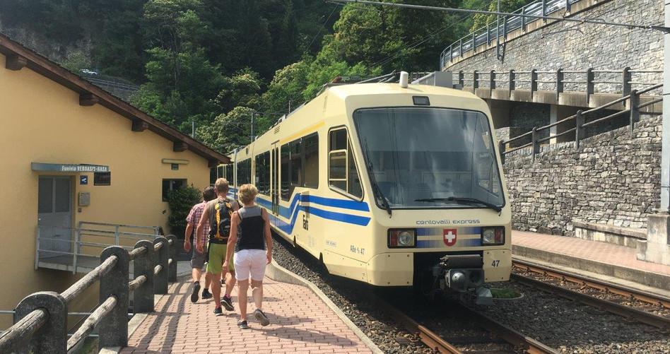 Centovalli Bahn