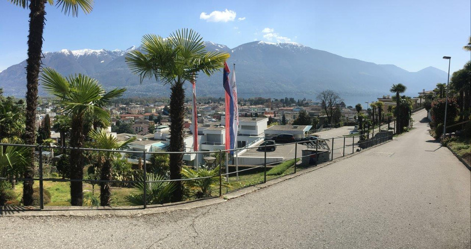 Blick auf Ascona