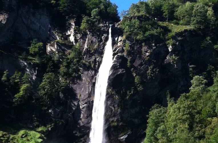 Wasserfall Foroglio