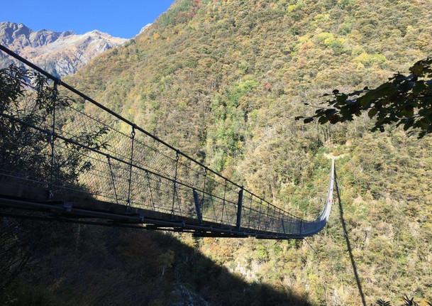 8.1 Tibetische Brücke Carasc