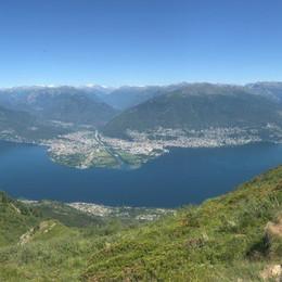 Monte Gambarogno-Alpe Cedullo-Indemini
