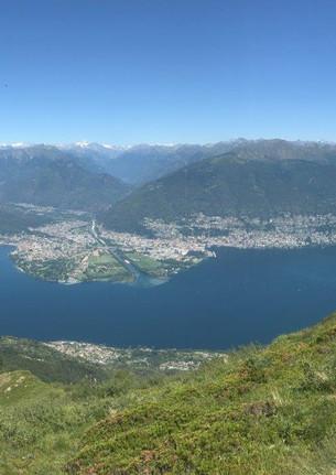 6.1 Monte Gambarogno-Alpe Cedullo-Indemini