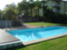 Aussenpool, Schwimmbad