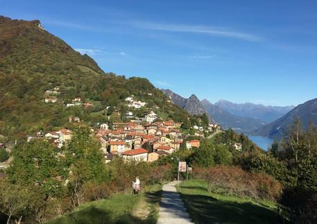 9.1Gandria-Monte Brè