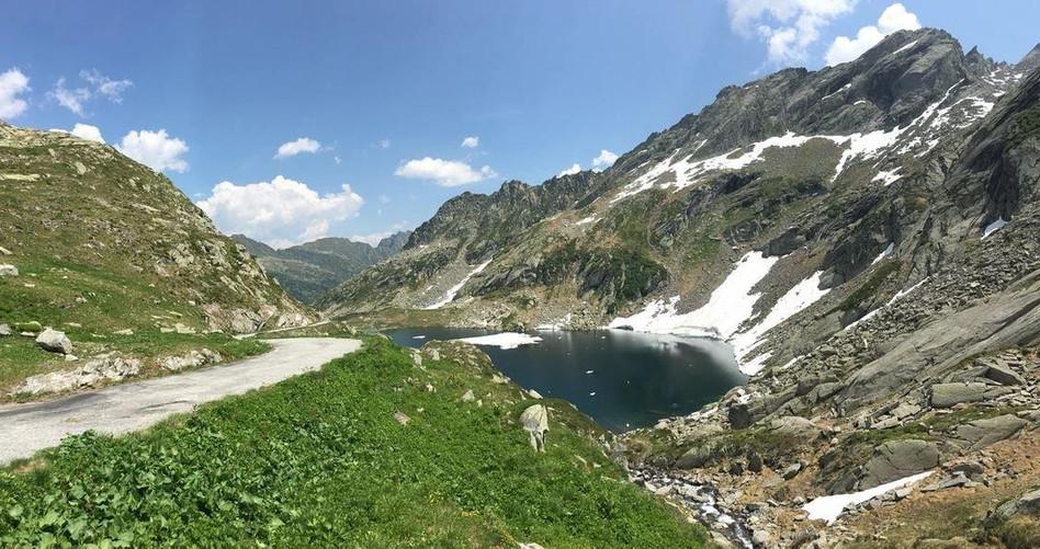 Lago di Sassolo