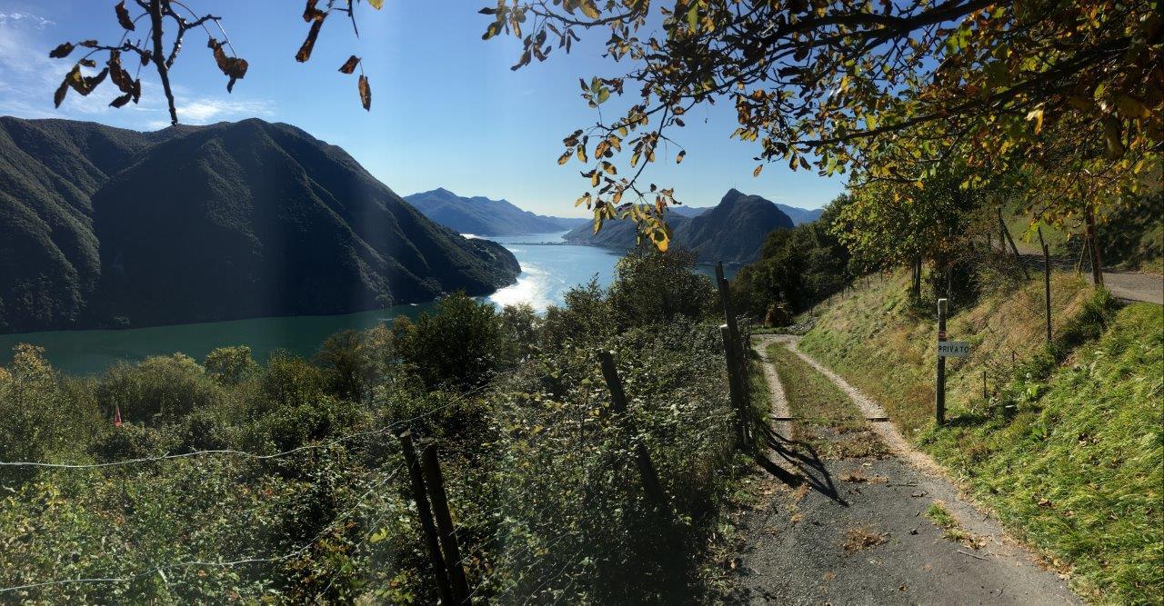 Aussicht von Nonato aus
