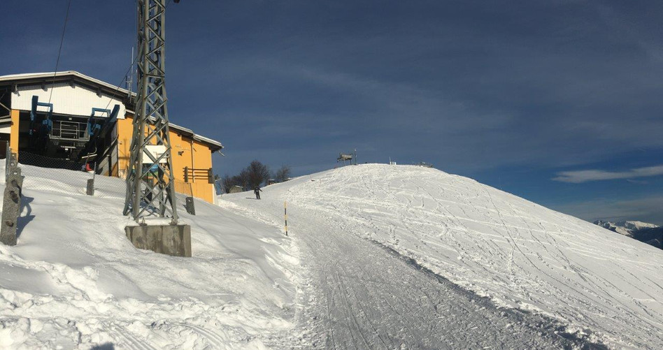 Bergstation Cimetta