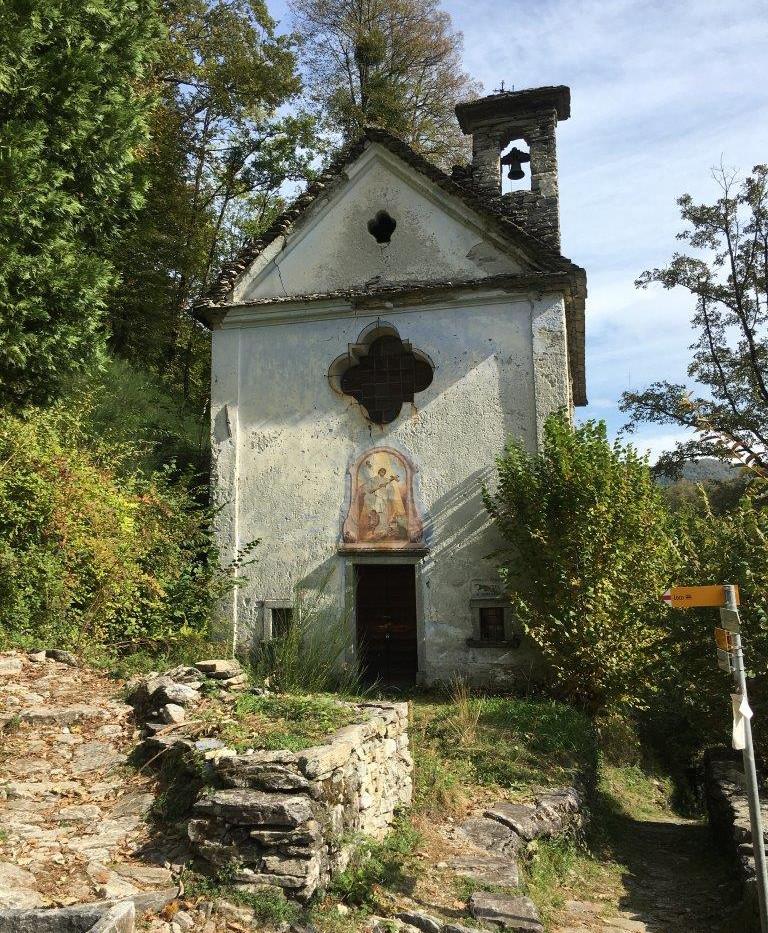 Kapelle in Niva