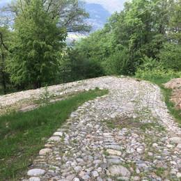Ceneri Strada Romana