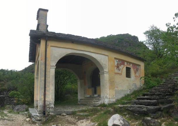 """2.4 Kapelle """"da la Pioda"""""""