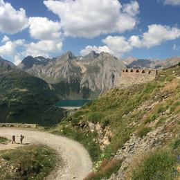 Val Formazza-Passo San Giacomo (Italien)