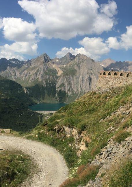 10.3 Val Formazza-Passo San Giacomo (Italien)