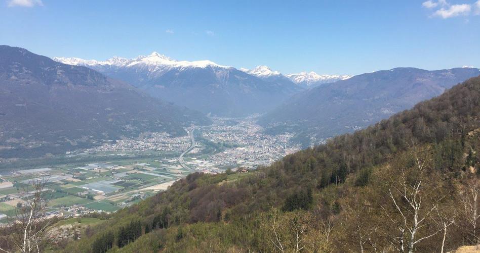 Monte Carasso, Gubiasco
