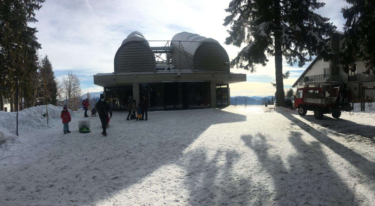 Bergstation Cardada
