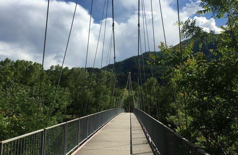 Brücke über Melezza