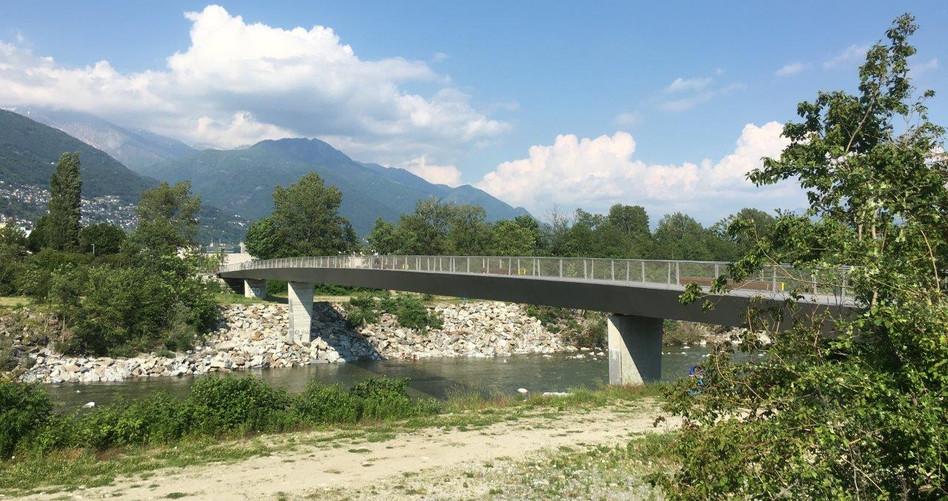 Brücke über Maggia