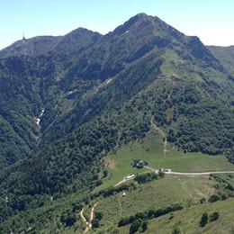 Alpe di Neggia nach Lago Delio