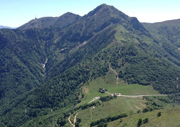 6.1 Alpe di Neggia-Lago Delio