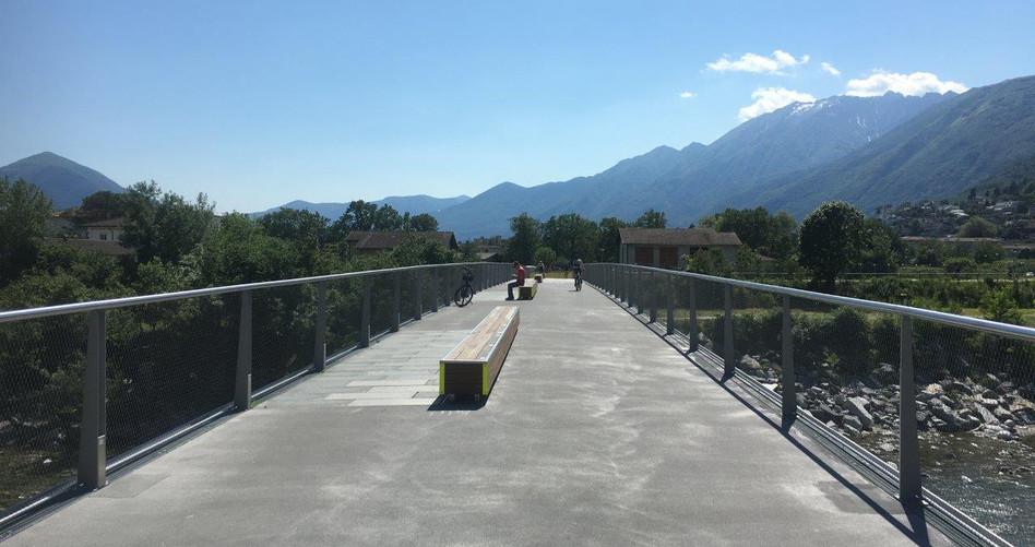 Maggia Brücke