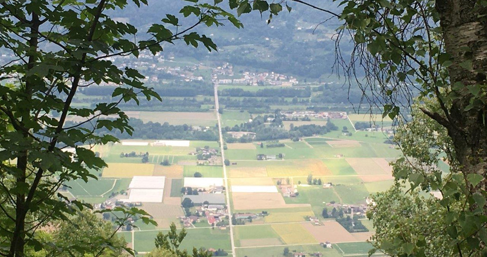 Verbindungsstrasse Cadenazzo-Gudo