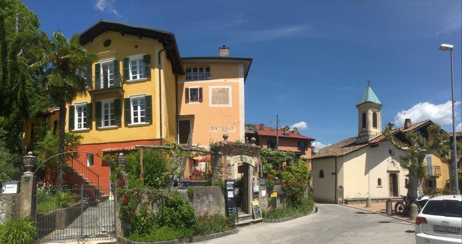 Grotto in Ciona