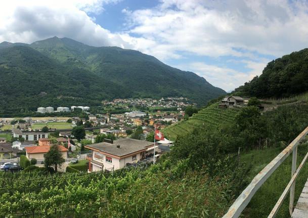 5.2 Strada Romana-Monti di Medeglia-Cadenazzo