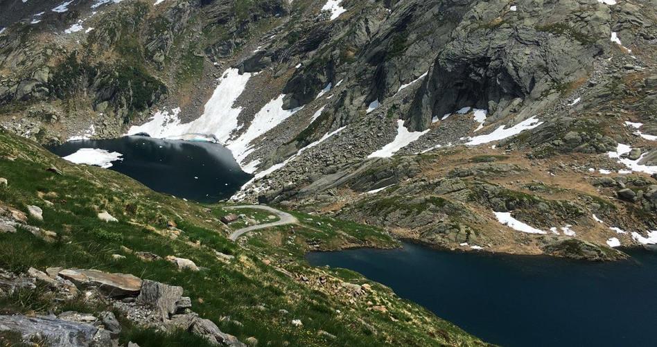 Lago di Sassolo und Lago Superiore