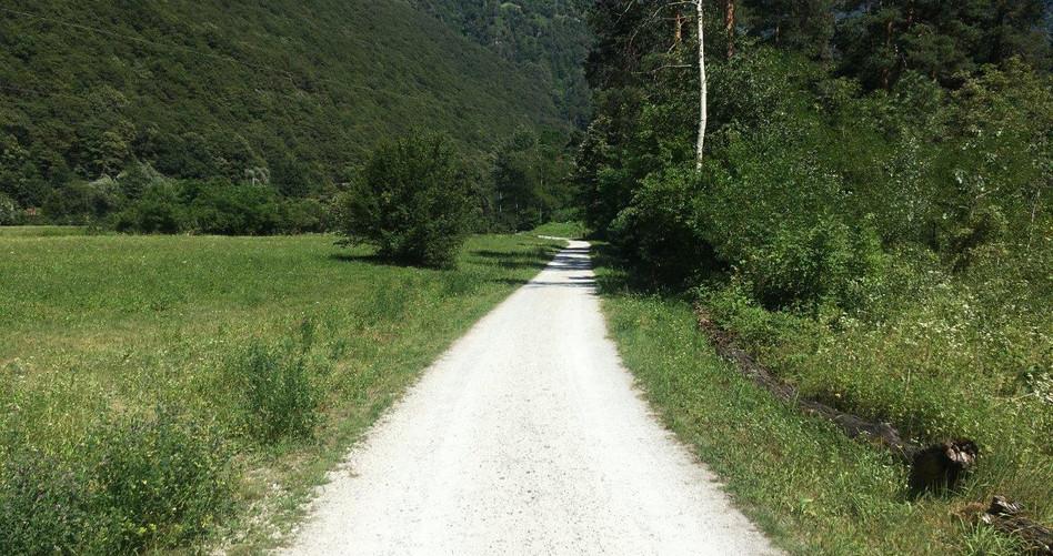 Weg nach Cordevio