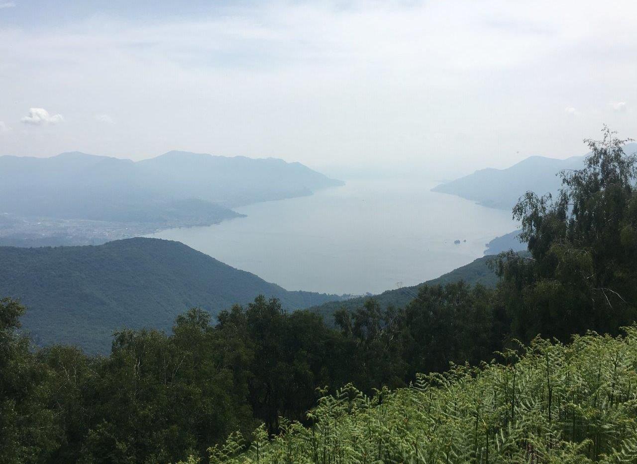 Lago Maggiore Richtung Süden