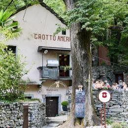 Grotto America, Ponte Prolla, Tegna