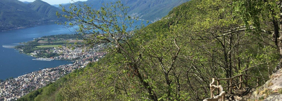 Wanderweg von Val Resa