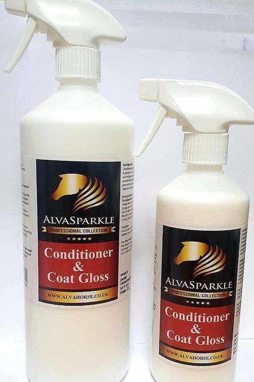 AlvaSparkle Coat Conditioning Gloss