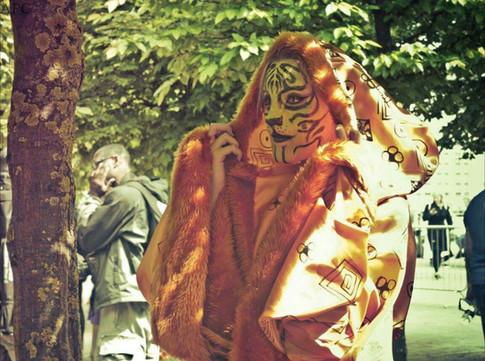 Tigris - The Hunger Games: Mockingjay Part 2