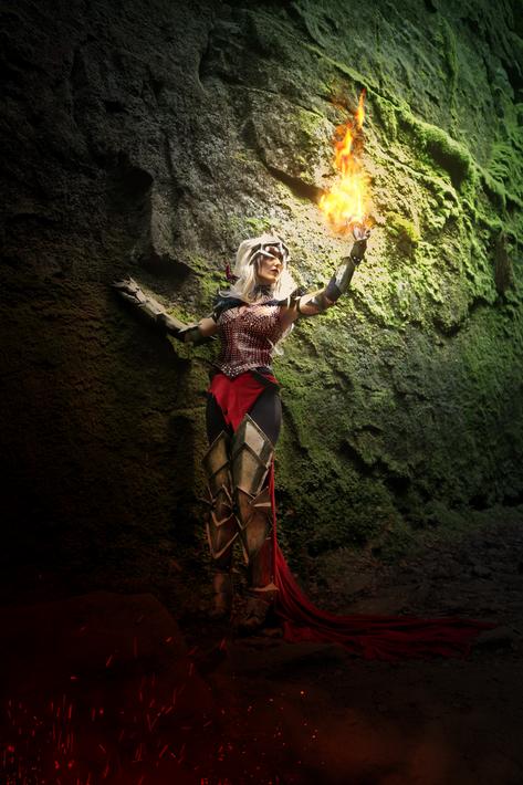 Flemeth - Dragon Age