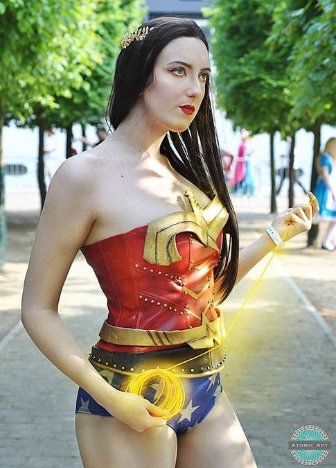 Wonder Woman - DC Comics (Own Design)