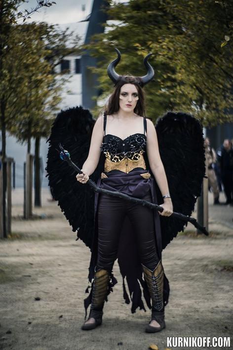 Maleficent - Warrior (Own Design)