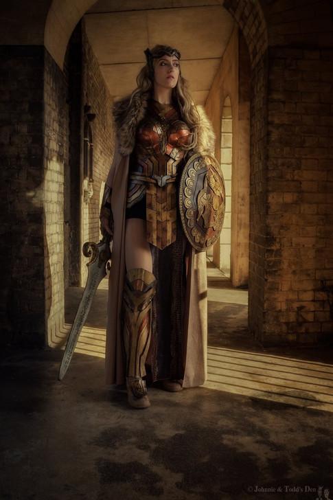 Queen Hippolyta - Wonder Woman
